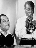 Music : Louis Armstrong & Duke Ellington - It don't mean a thing