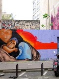 Sunday Street Art : Asar vb - rue Jean-Pierre Timbaud - Paris 11