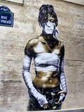 Sunday Street Art : Eddie Colla - rue du Prévôt - Paris 4