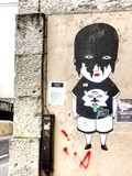 Sunday Street Art : Fred le Chevalier - rue Beaurepaire - Paris 10