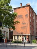Sunday Street Art : Jorge Rodriguez-Gerada - rue Nationale - Une fresque du parcours Street Art 13 - Paris 13