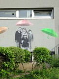 Sunday Street Art : Le Mouvement - rue de Ménilmontant - Paris 20