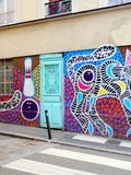 Sunday Street Art : Michael Kershnar - rue Sainte-Marthe - Paris 10