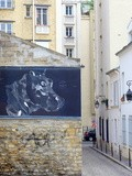 Sunday Street Art : Philippe Baudelocque - passage Boiton - Paris 13