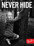 Brand inspiration : ray ban…never hide