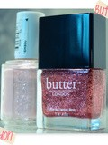 Butter London – Rosie Lee / Paye ta paillette rose