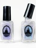 Ice Castle & Castle on a cloud by Enchanted Polish
