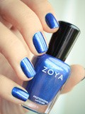 Zoya song, et test de nail patch Bling
