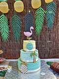 Tropical party pour tes 3 ans