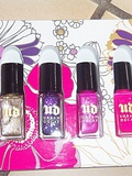 Test vernis urban decay #1