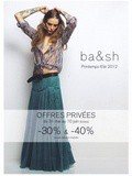 Ba&Sh offres privées - collection printemps - été 2012