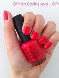 Nail Bar ** opi on Collins Ave by opi