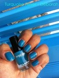 Nail Bar ** Turquoise Fever by Deborah Milano