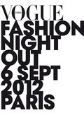 Vogue Fashion Night Out - September 6th, 2012 : Save the Date