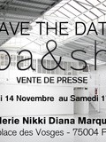 Vp Ba&Sh... Save the date