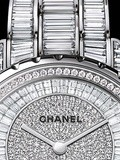 Chanel J12 dans un tourbillon de diamants