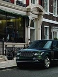 Range Rover  Holland and Holland  canon