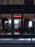 Surface to Air - la première boutique femme - the first women store - Paris