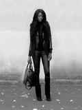 Ersatz Boots Lazio Isabel Marant + Look All black