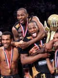 Le Sluc Nancy est champion de France de Basket