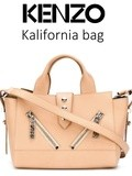 New in : Kalifornia bag Kenzo