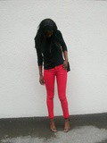 Red Jeans + annonce