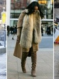 Street Style : 10 looks à opter en hiver quand il neige