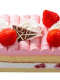 Honeyrolls:Strawberry Cake