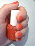 Test: Essie - California Coral
