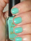 {Barry m} Mint Green & Pink Flamingo