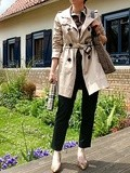 Tartan, trench et tweed