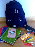 What's in my (School)Bag