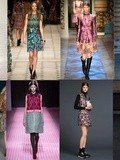 Fashion week londres: automne hiver 2015-2016