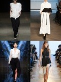New york fashion week: automne-hiver 2014/2015
