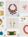 Shopping list: bijoux de plage