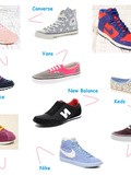 Shopping list: des baskets en veux tu en voila
