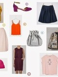 Shopping list: des envies