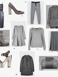 Shopping list: du gris