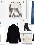 Shopping list: in the navy
