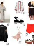 Shopping list: japonais