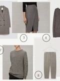 Shopping list: nuances de gris