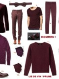Shopping tendance prune special hommes