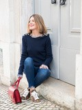 Le Petit Pull Marine [Outfit]