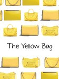 Shopping Petit Sac Jaune
