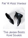 The Jensen Boots by Acne Studios [Shopping]