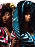 Dazzling Graphics by Vlisco