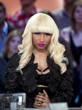 Nicki Minaj dans Le Grand Journal de Canal