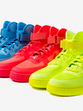 Nike Air Force 1 Hyperfuse, la basket Flashy de l'automne 2011