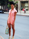 Street Style: Solange Knowles by Ashley Jahncke