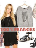 E-shopping : Ma Sélection 100% franges